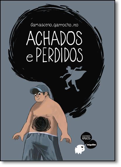 Achados e Perdidos, livro de Eduardo Damasceno