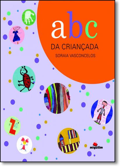 Abc da Criançada, livro de Soraia Vasconcelos