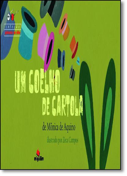 Coelho de Cartol, Um, livro de Mônica de Aquino