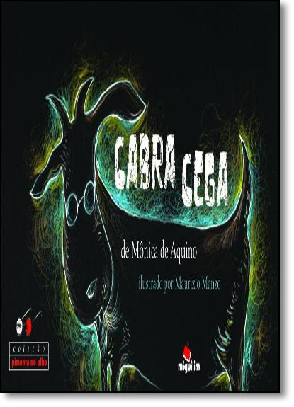 Cabra Cega, livro de Mônica de Aquino