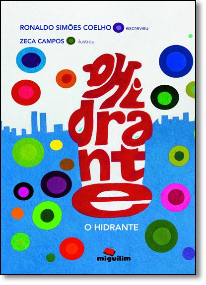 Hidrante, O, livro de Ronaldo Simões Coelho