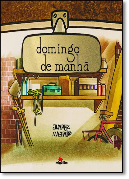 Domingo de Manhã, livro de Juarez Machado