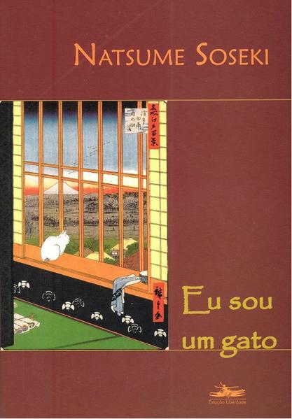 EU SOU UM GATO, livro de Natsume Soseki