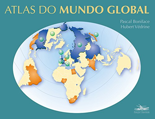 ATLAS DO MUNDO GLOBAL, livro de Pascal Boniface e Hubert Védrine