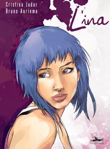 LINA, livro de Bruno Auriema e Cristina Judar