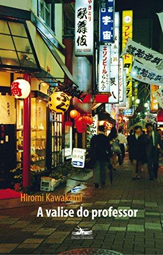 A Valise do Professor, livro de Hiromi Kawakami
