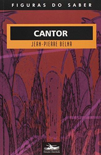 Cantor, livro de Jean-Pierre Belna