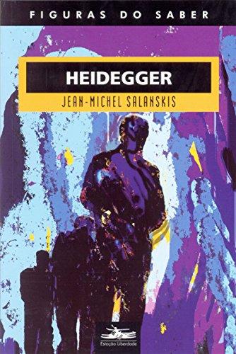 Heidegger, livro de Jean-Michel Salankis
