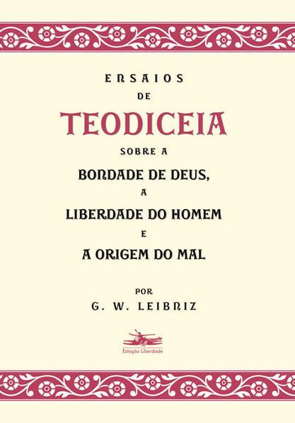 Ensaios de Teodiceia, livro de G. W. Leibniz