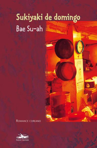 Sukiyaki de domingo, livro de Bae Su-ah