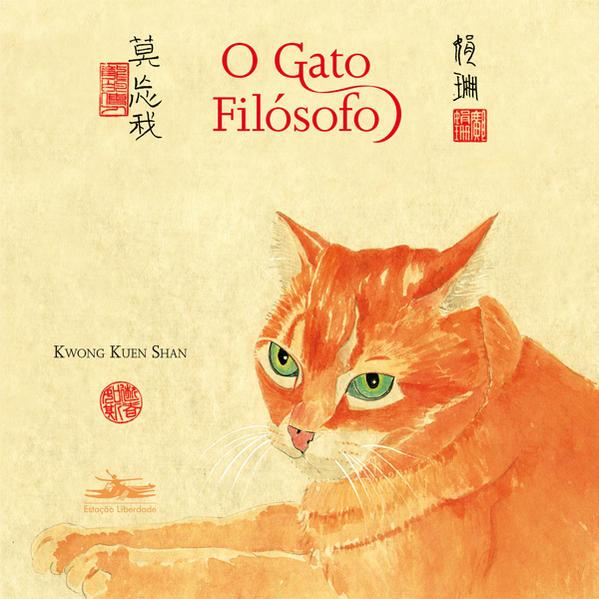 O gato filósofo, livro de Kwong Kuen Shan