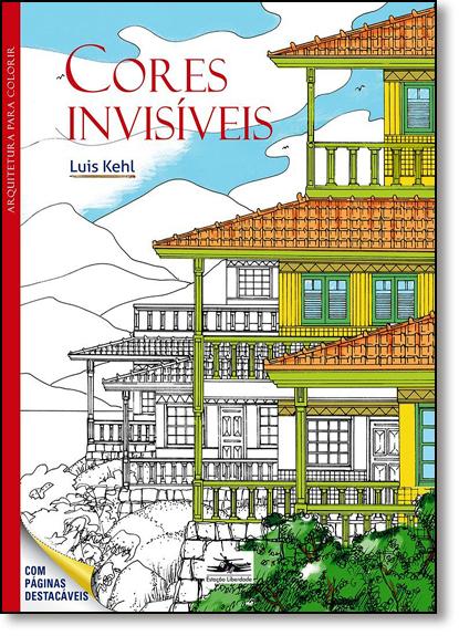 Cores Invisíveis, livro de Luis Kehl