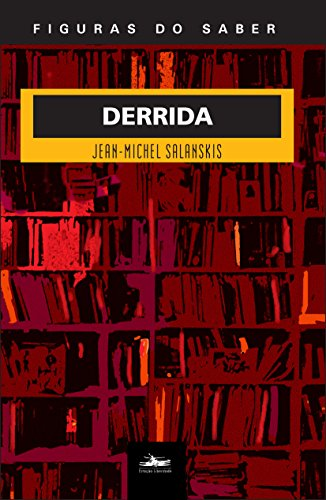 Derrida, livro de Jean-Michel Salanskis
