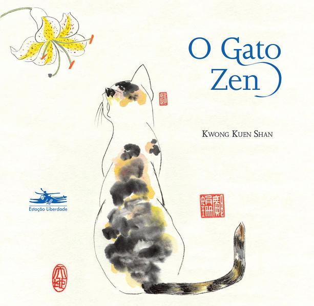 O Gato Zen, livro de Kwong Kuen Shan