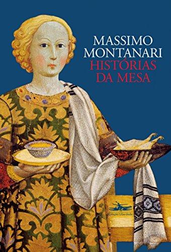 Histórias da Mesa, livro de Massimo Montanari