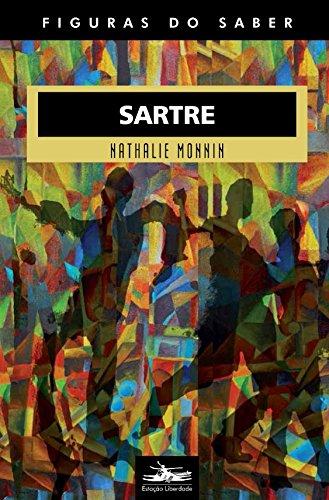 SARTRE, livro de NATHALIE MONNIN