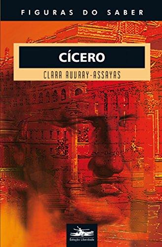 Cícero: 34, livro de Clara Auvray-Assayas