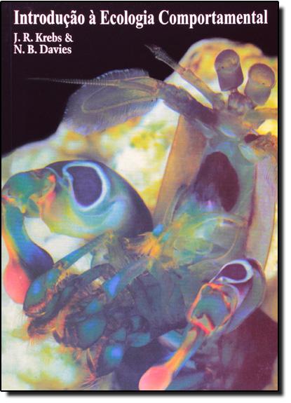 Introducao a Ecologia Comportamental, livro de Krebs