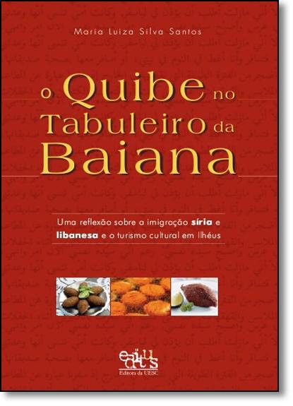 Quibe no Tabuleiro da Baiana, O, livro de Maria Luiza Silva Santos