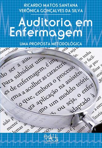 Auditoria em enfermagem: uma proposta metodológica, livro de Ricardo M. Santana