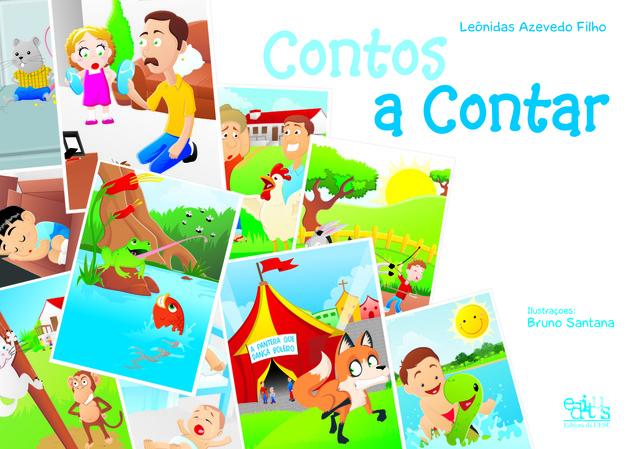 Contos a contar/contos contados, livro de Leônidas Azevedo Filho