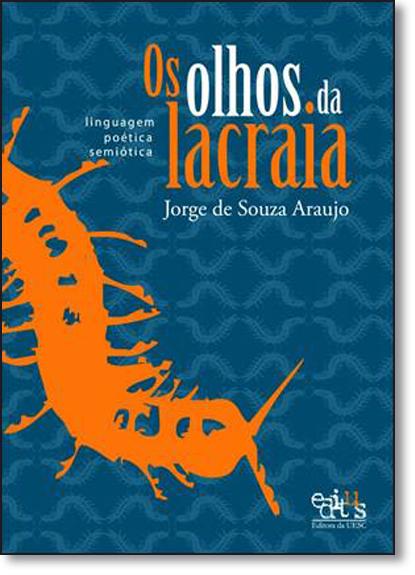 Olhos da Lacraia, Os, livro de Jorge de Souza Araújo