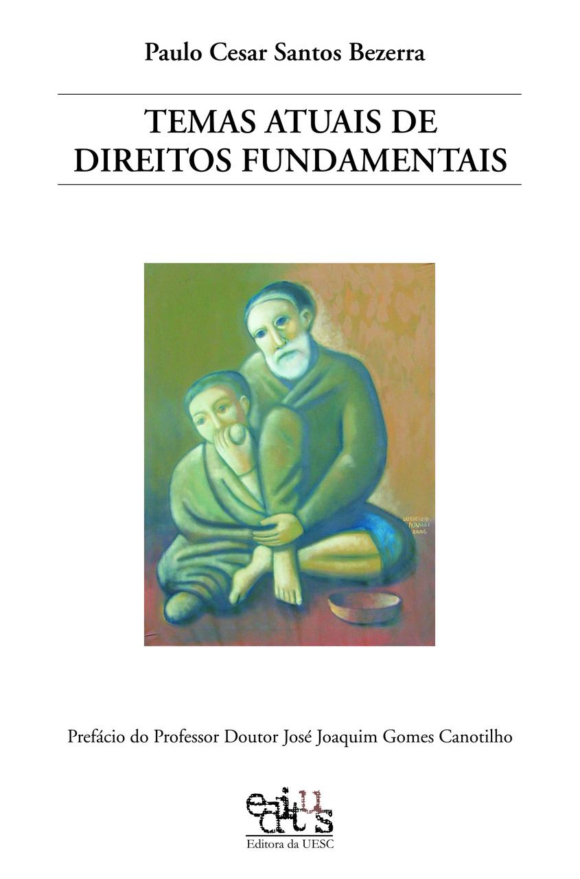 Temas atuais de direitos fundamentais, livro de Paulo Cesar S. Bezzera