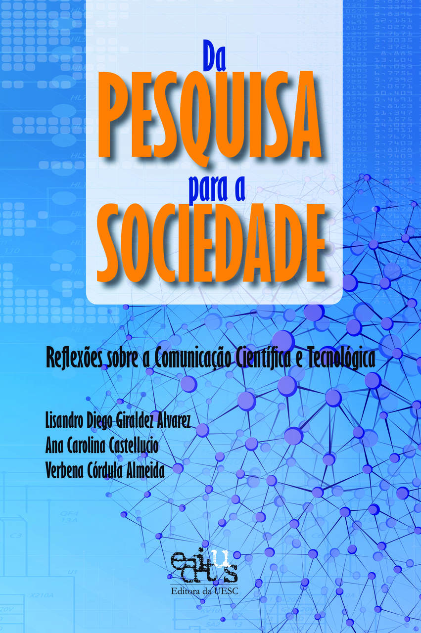 Da pesquisa para a sociedade, livro de Lisandro Diego G. Alvarez