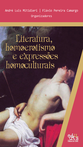 Literatura, homoerotismo e expressões homoculturais, livro de André Luis Mitidieri