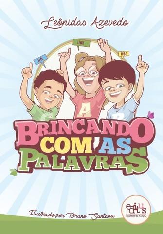 Brincando com as palavras, livro de Leônidas Azevedo Filho