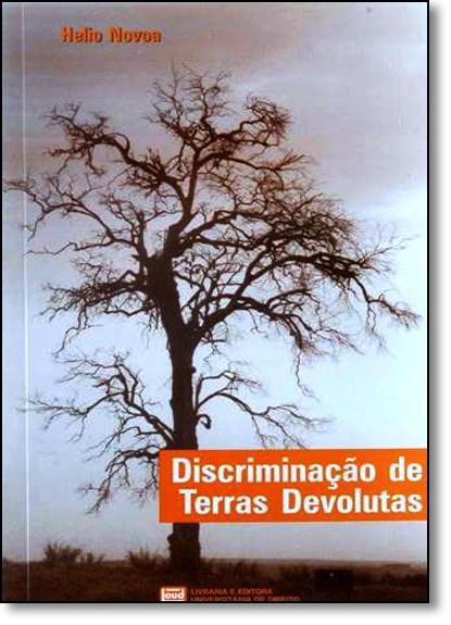 Discriminação de Terras Devolutas, livro de Hélio Novoa
