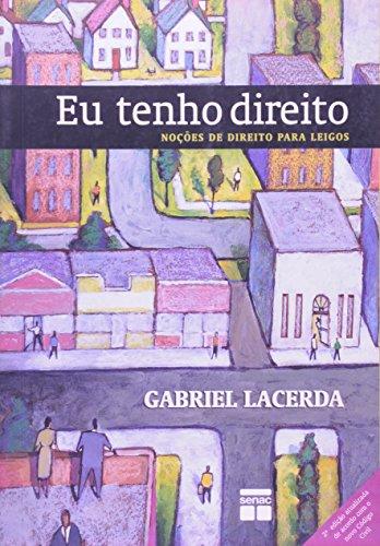 Eu Tenho Direito, livro de Gabriel Lacerda