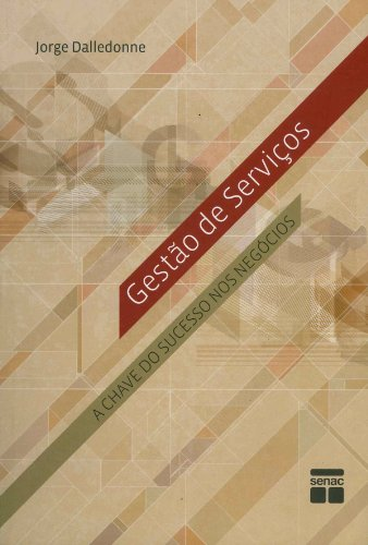 Gestão De Serviços, livro de Jorge Barros