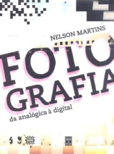 Fotografia, livro de Nelson Martins