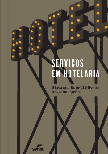 Serviços Em Hotelaria, livro de Giovanna Oliveira