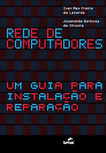 Rede De Computadores, livro de Ivan Lacerda