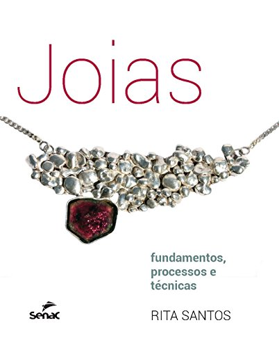 Joias, livro de Rita Santos