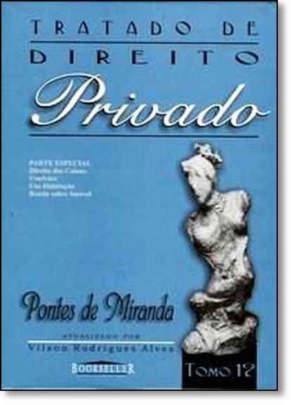 Tratado de Direito Privado - Tomo 19, livro de Pontes de Miranda