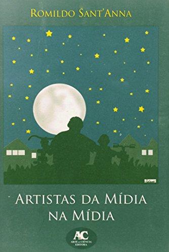 Artistas na mídia, livro de Romildo Sant