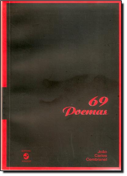 69 Poemas, livro de João Carlos Cembranel
