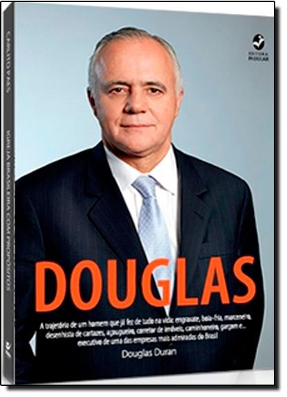 Douglas, livro de Douglas Duran