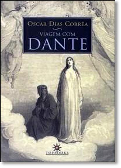 Viagem Com Dante, livro de Oscar Dias Correa