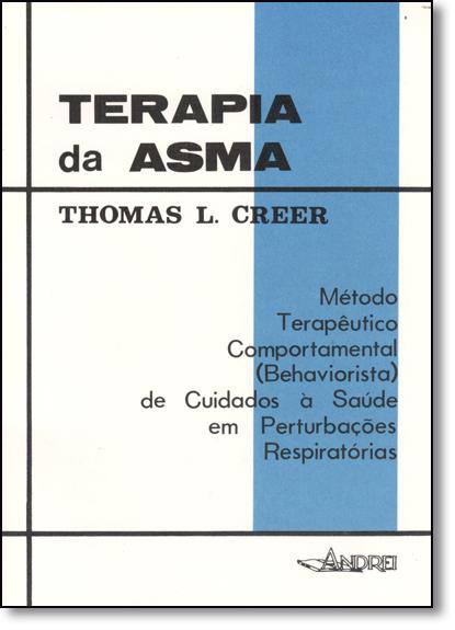 Terapia da Asma, livro de Thomas L. Creer