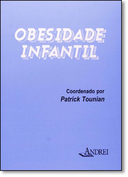 Obesidade Infantil, livro de Patrick Tounian