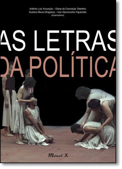 Letras da Política, As, livro de Antônio Luiz Assunção