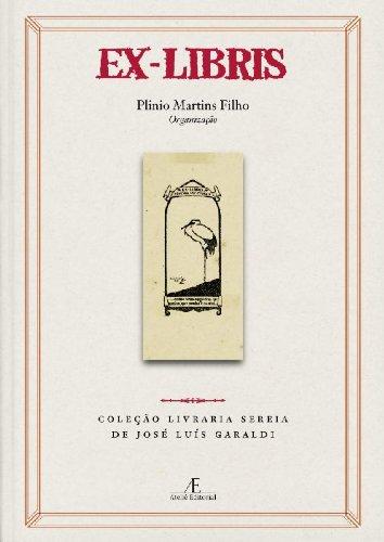 Ex-Libris, livro de Plinio Martins Filho (org.)