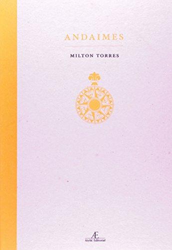 Andaimes, livro de Milton Torres