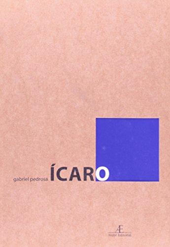 Ícaro, livro de Gabriel Pedrosa