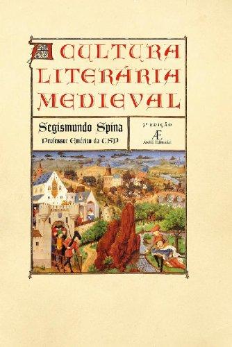 A Cultura Literária Medieval, livro de Segismundo Spina
