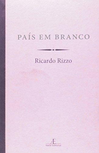 País em Branco, livro de Ricardo Rizzo